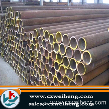 Carbon Steel Seamless Pipes, Used in Oil or