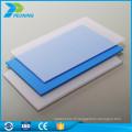 Panneaux de toiture en polycarbonate multicouches en Chine