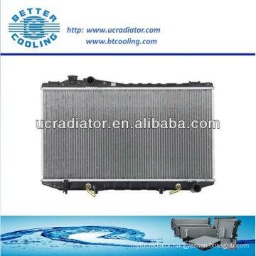 TOYOTA auto radiator(CRESSIDA)