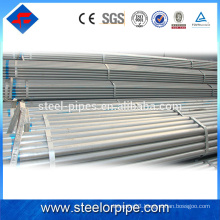 Classical design 33.4mm galvanized steel pipe