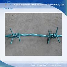 Fabricant de fil de fer barbelé en PVC