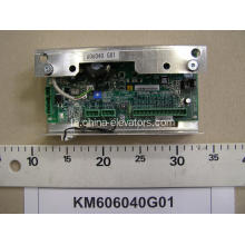 KONE Elevator Door ELECTRONIC BOX KM606040G01