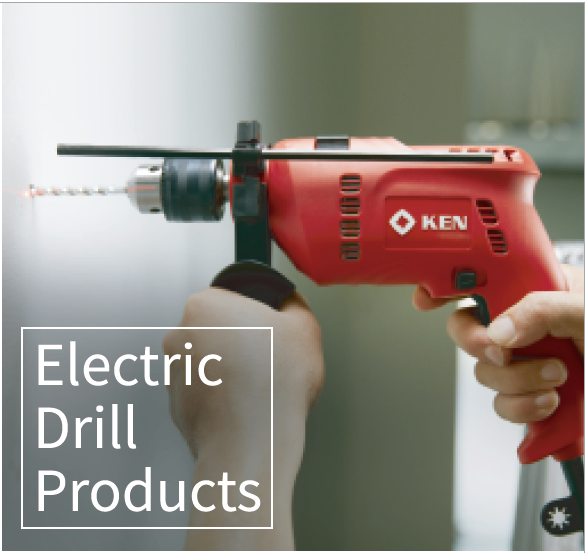Electric Drill For Resin