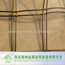 (New new product )Hand weave stainless steel wire mesh