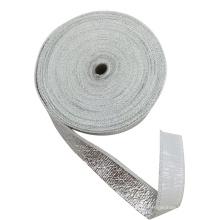Folha de alumínio Fibra de vidro Fita / Fibra de vidro Fita de alumínio