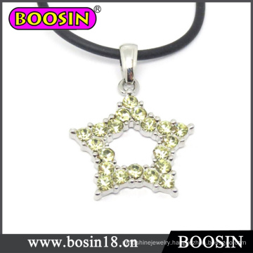 Sparkling Crystal Necklace/Lucky Twinkle Little Star Necklace