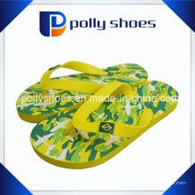 Nom Brand New Fashion Brazil Nature Rubber Flip Flop Wholesale