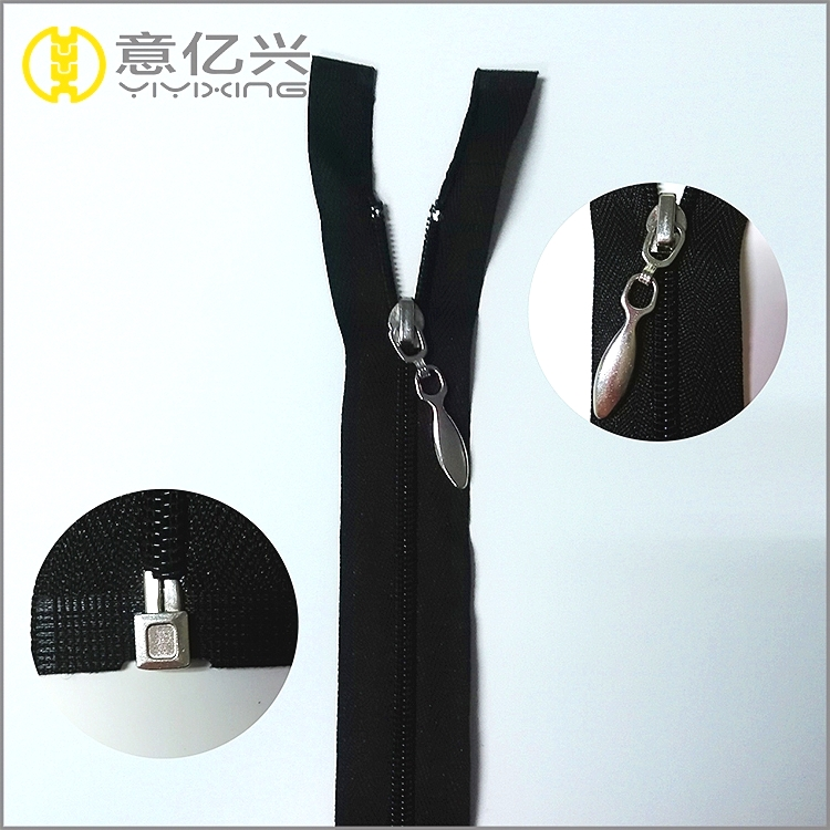 Water-drop Puller Zipper