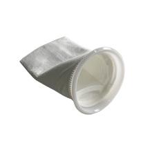 Bolsas de filtro de fieltro de aguja de poliéster de grado alimenticio
