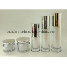 OEM Packaging Cream Jar Lotion Cosmetic Perfume Bottle Set