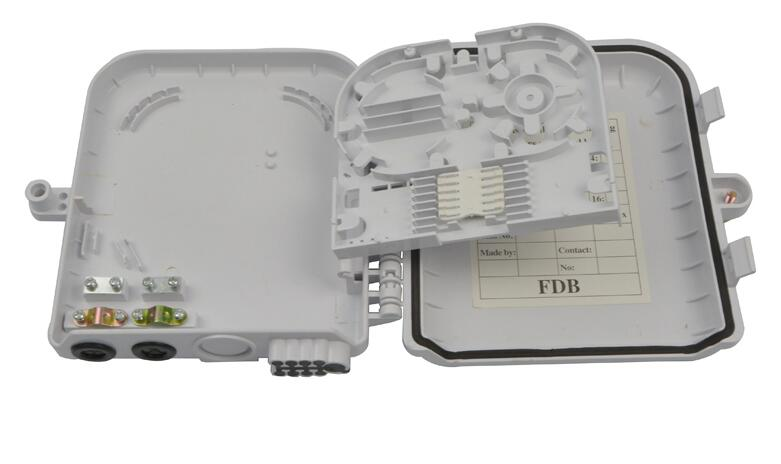 Fiber Optic SC Terminal Box