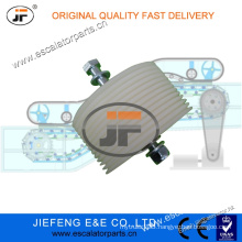 1709066300 JFThyssen Escalator Handrail V-Belt Pulley W/Bolt 110*60mm 6305 Escalator Roller