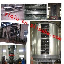 Máquina de secado continuo de discos de oxalato de calcio