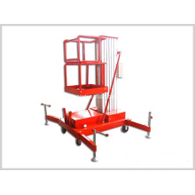 Single Mast Mobile Aluminium Single Person Lift