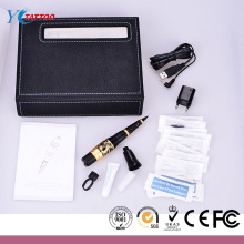 electric tattoo pen and permanent makeup tattoo machine kit