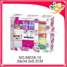 2014 NEU Produkt Küche Serie 66038-10 Küchenmöbel moderne Küchenmöbel mit Licht und Musikmöbel für Küche