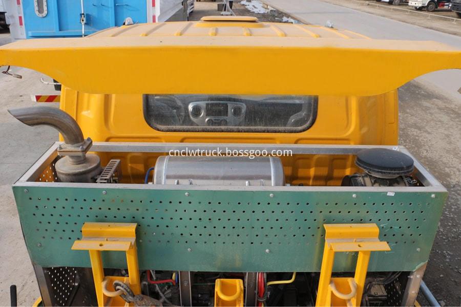 Car Towing vehicle details 2