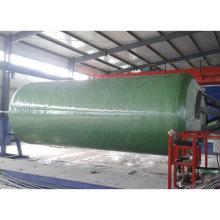 Máquina de bobina del filamento del tubo de GRP / FRP / de la fibra de vidrio con Dn500-3000m m