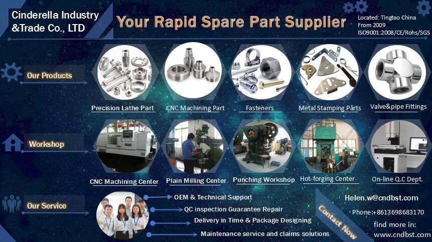Your CNC Part /Machining Part/ Fasteners/Hardware Tools Provider