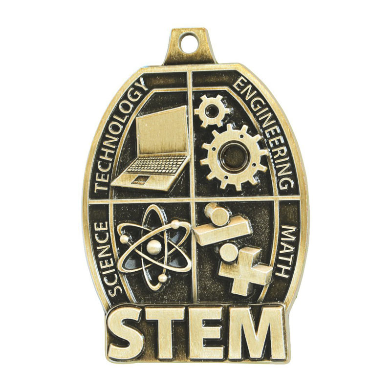 Science Fair Medals Widely Used In Scholastic