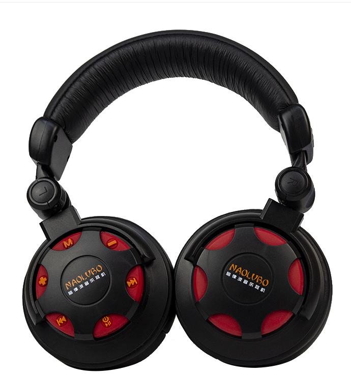 TF Card headphones