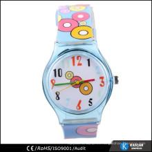 Promoción de lujo del reloj del cabrito
