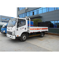 3-5Ton light cargo truck box truck للبيع