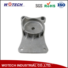 Pièces de rechange en aluminium du service d'OEM Wotech