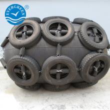 Tipo marinho Yokohama de 1m * 1.5m de pára-choque de borracha pneumático