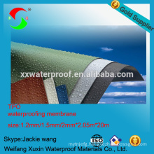 good quality TPO waterproof membrane for roofs
