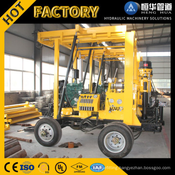 Mining, Coal, Water Well Core Drilling Rig