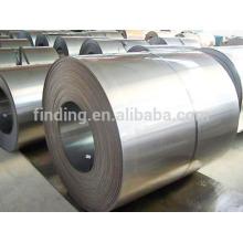Fabricante dx51d z100 bobina de aço galvanizada preço, quente mergulhado galvanizado bobina de aço