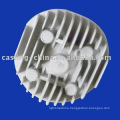Custom Zinc Die Casting Radiator Part