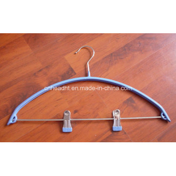 Hh Hm115 Chinese Immersed Metal Coat Clothes Hanger for Wholesale