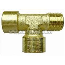 Female BSP- Male BSP Thread - Branch N.P Brass  Fittings