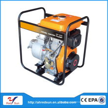 China Portable 4inch Hochdruckwasserpumpe Versorgung RSWP-40D / E