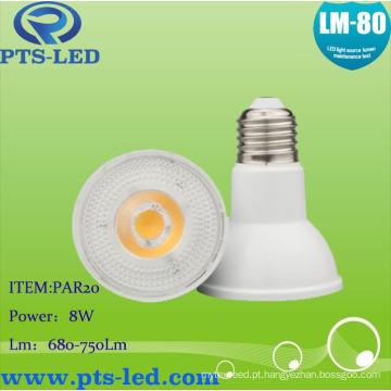 8W LED PAR20