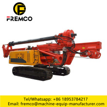 Used Well Crawler Rotary Drilling Rig