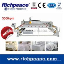 Richpeace máquina automática acolchadora de colchón de aguja