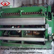 Machines chinoises à mailles métalliques soudées en Chine (ISO 9001)