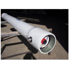 Port latéral 8040 boîtier de membrane FRP pression différente