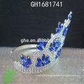 custom crown sapphire tiara wholesale bridal design crown