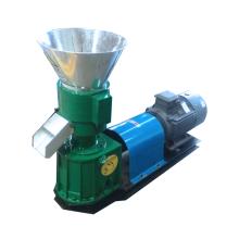 Pequeña máquina de pellets de alimentación animal Mini Homeuse