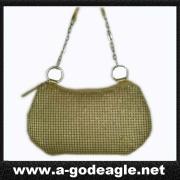 2012 normal aluminum mesh leisure bag G2060
