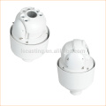 Low volume aluminum die casting Hot new products housing cover with ISO 9001 certified