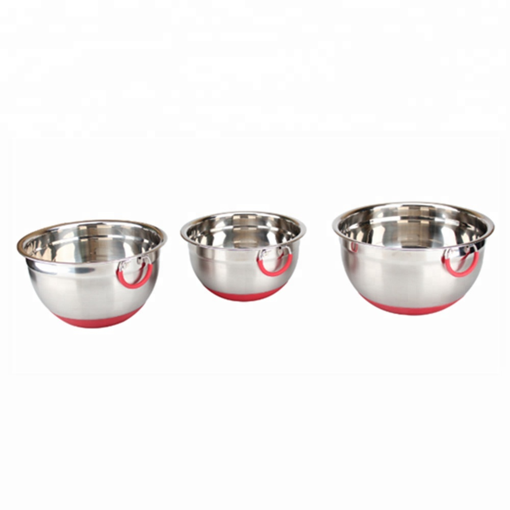 Carry Handle Mixing Bowl