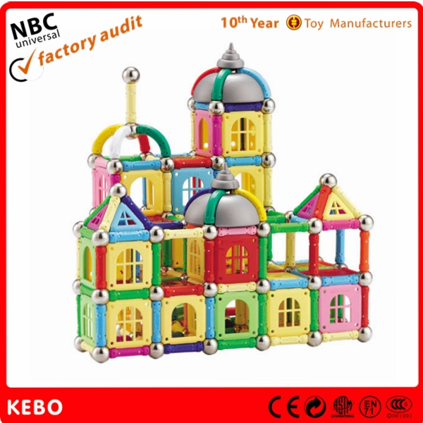 Magnetic Blocks Baby Toys