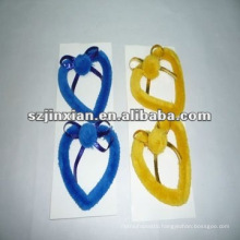 Heart shape Pipe cleaner forChristmas tree decoration