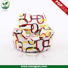 Beanbag с подлокотниками для детей / прекрасный стул из хлопчатобумажной пряжи для детей