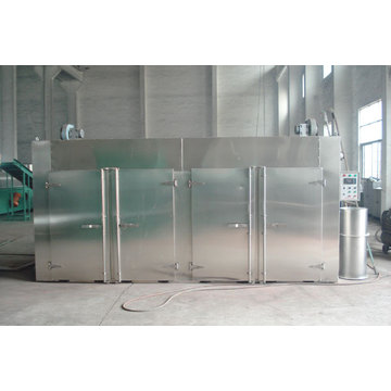 Mushrooms hot air circulation drying oven